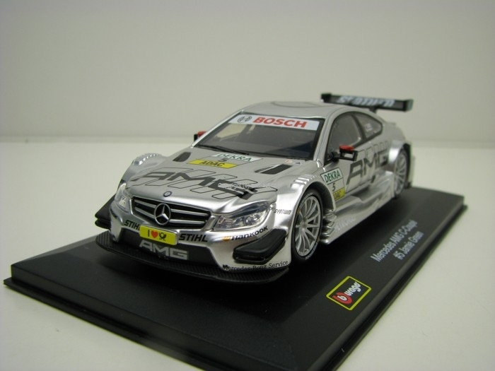 Mercedes AMG C-Coupé No.5 Jamie Green 1:32 Bburago